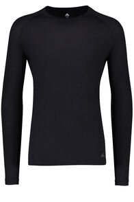 150 Merino Long Sleeve Top - Men's, Black, hi-res