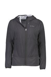 Macpac Women's Pisa Polartec® Hooded Jacket, Phantom, hi-res