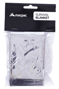 Macpac Survival Blanket, None, hi-res