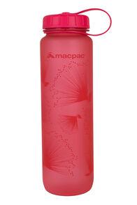 Macpac Soft Touch Water Bottle 1L, Pohutukawa Crimson, hi-res
