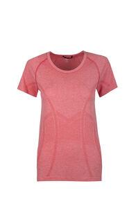 Macpac Limitless Short Sleeve Tee - Women's, Rose of Sharon, hi-res