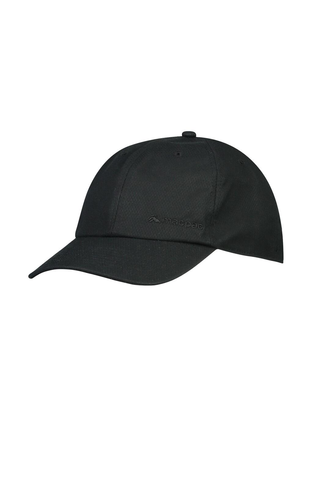 Macpac Cascade Cap, Black, hi-res