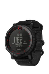 Suunto Core Outdoor Watch, Black/Red, hi-res