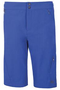 Macpac Stretch Pertex Equilibrium® Mountain Bike Shorts - Women's, Mazarine Blue, hi-res