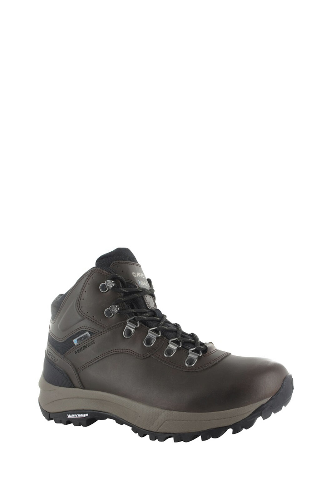 Hi-Tec Altitude VI I WP Hiking Boots — Men's, Dark Chocolate, hi-res