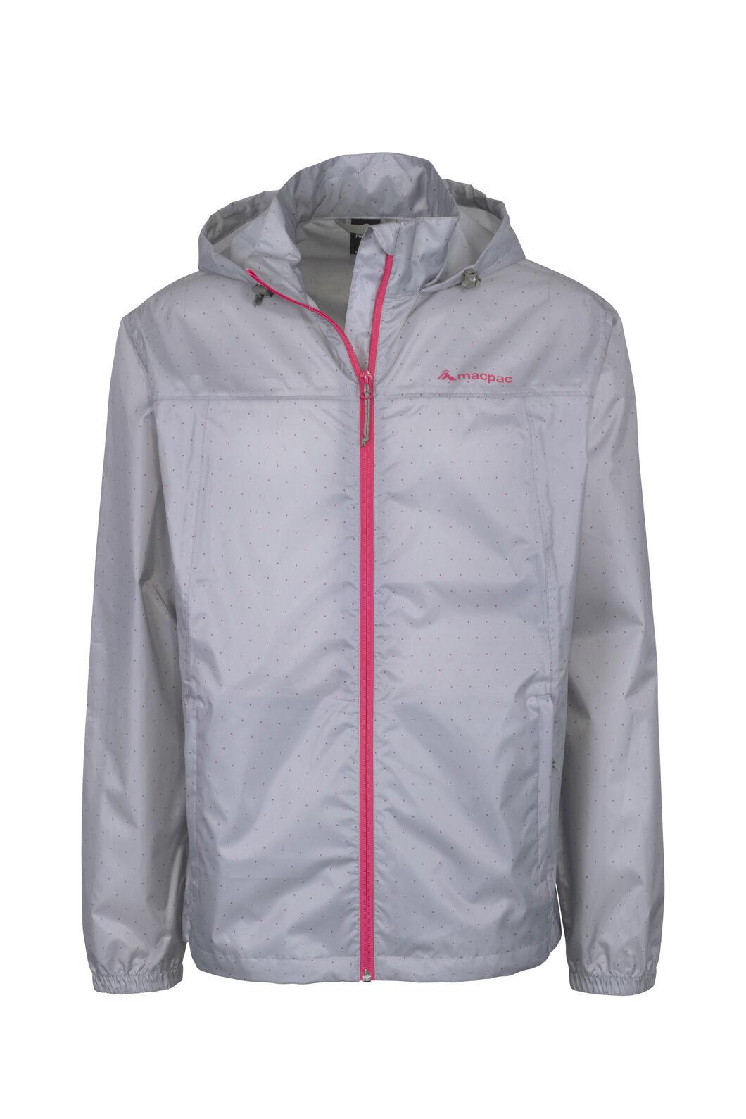 Macpac Pack-It-Jacket — Unisex, High Rise Polka Dot, hi-res