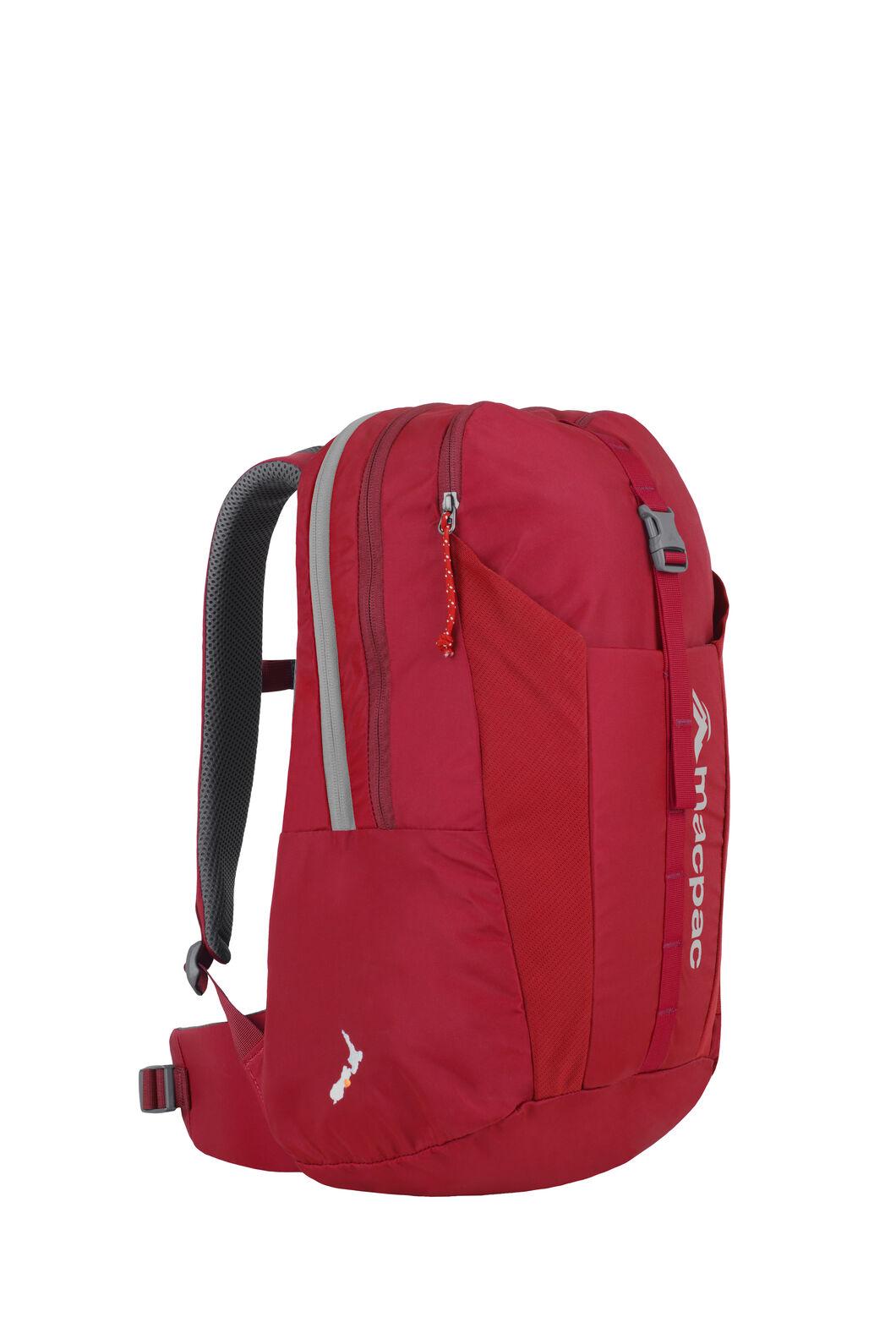 Macpac Summit Ridge 22L Daypack - Kids', Haute Red, hi-res
