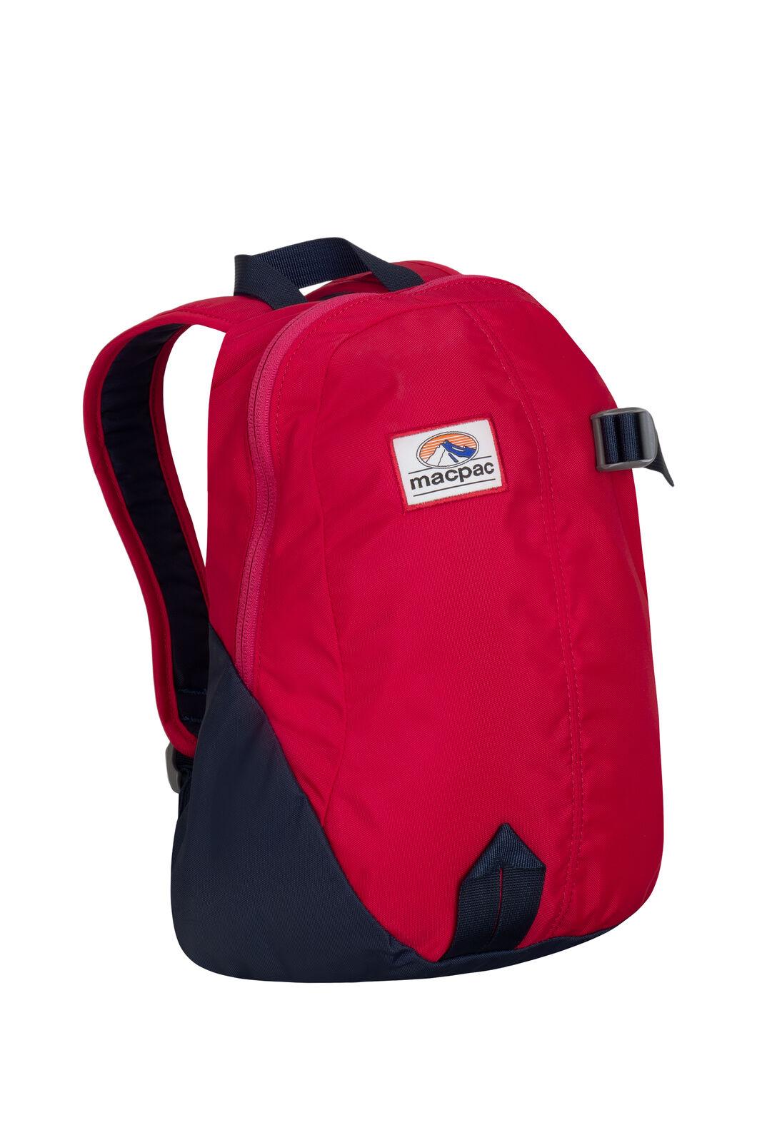 Macpac Mini Mac 7L Pack — Kids', Crimson, hi-res