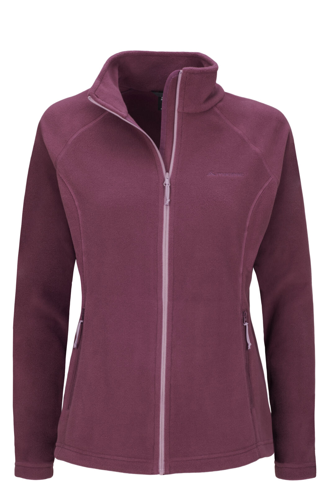 Macpac Tui Polartec® Micro Fleece® Jacket — Women's, Amaranth, hi-res