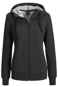 Macpac Women's Dusk 280 Hooded Jacket, BLACK MARLE, hi-res