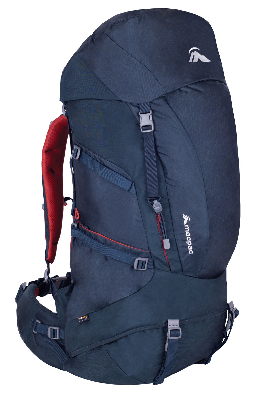 Macpac Torlesse 65L Pack V2, Carbon, hi-res
