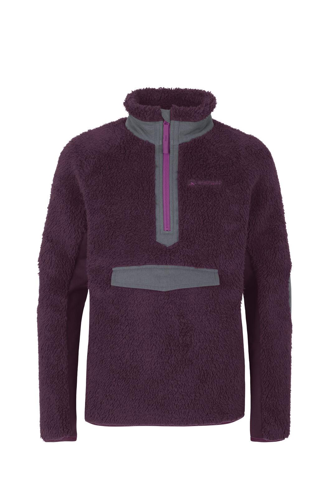 Macpac Sherpa Fleece - Kids', Potent Purple, hi-res