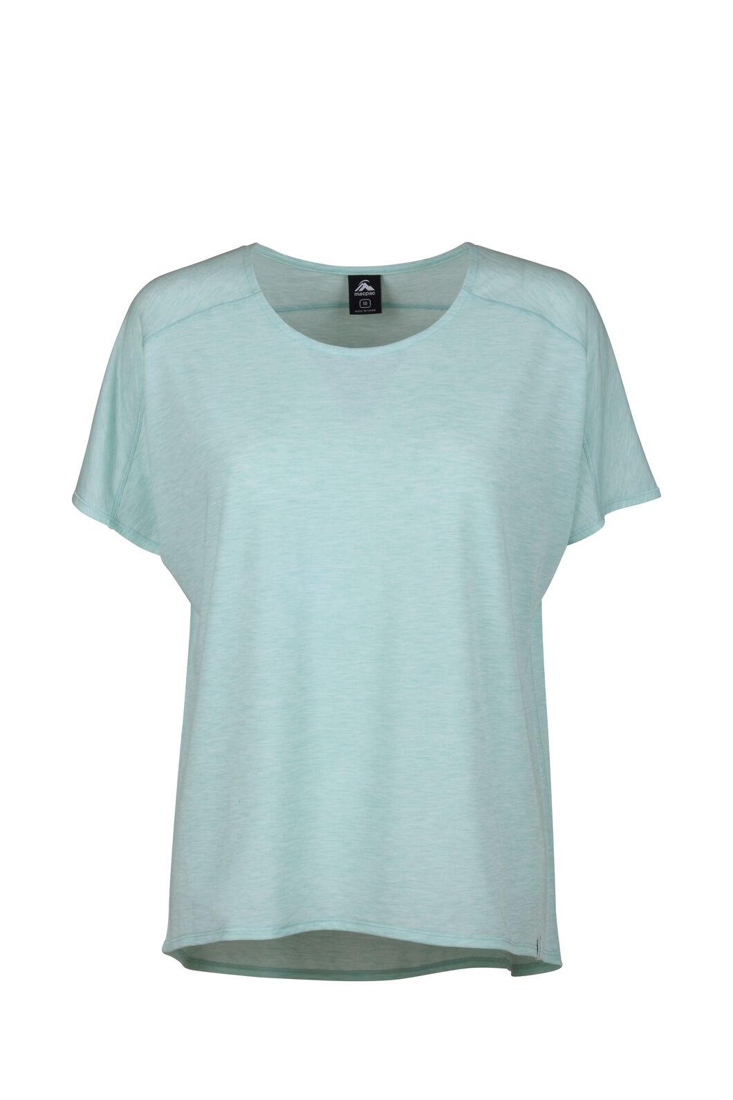 Macpac Eva Short Sleeve Tee — Women's, Canton, hi-res