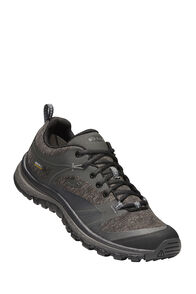 Keen Terradora WP Hiking Shoes - Women's, Raven/Gargoyle, hi-res