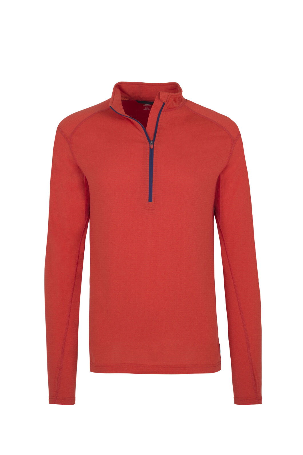Macpac ProThermal Top - Men's, Molten Lava, hi-res