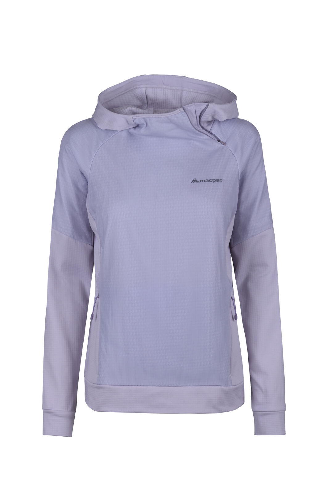 Macpac Saros Polartec® Alpha® Pullover - Women's, Lilac Hint, hi-res