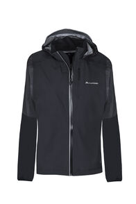 Macpac Transition Pertex® Shield Rain Jacket - Women's, Black, hi-res