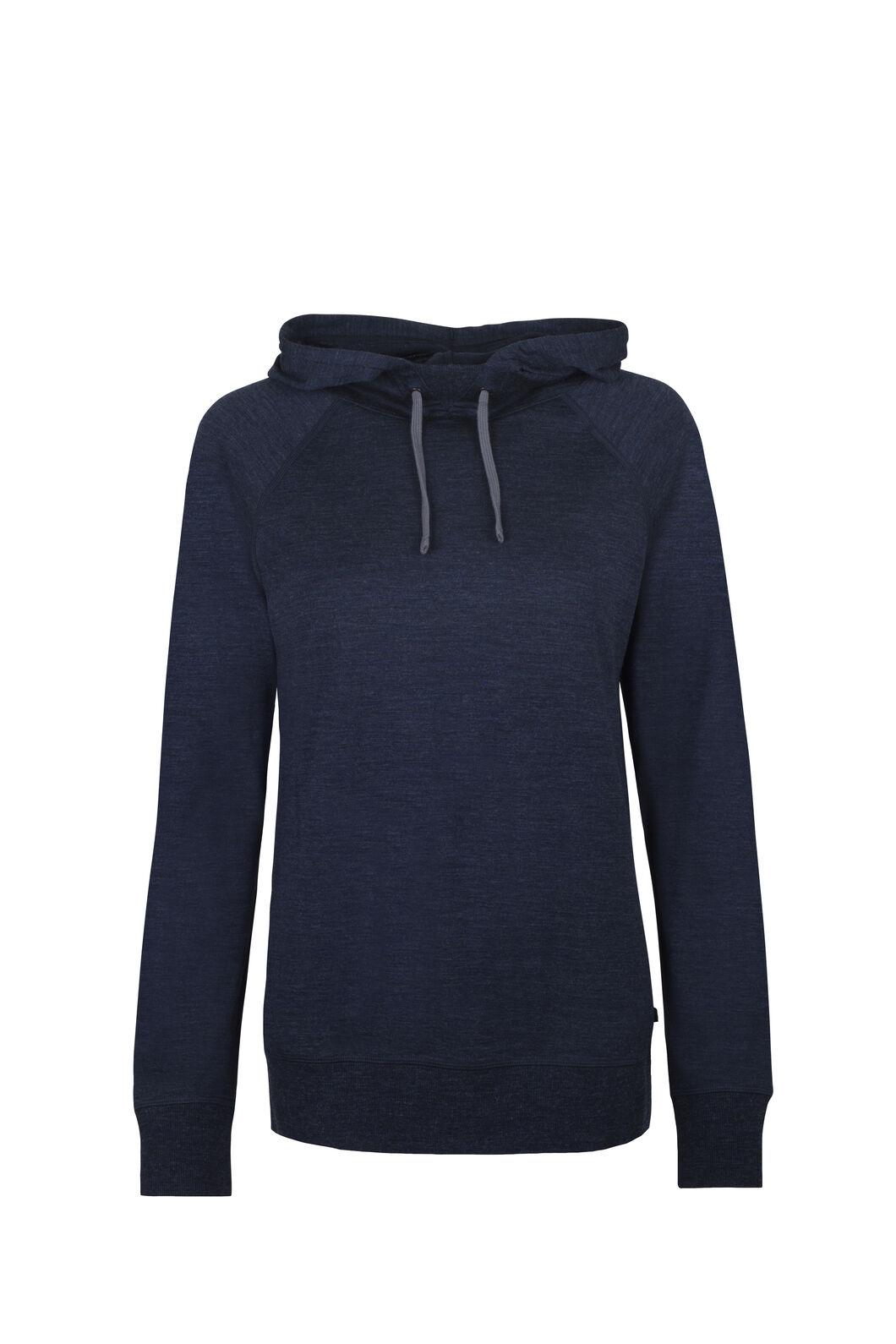 Macpac Skyline Pullover Hoody - Women's, Salute, hi-res