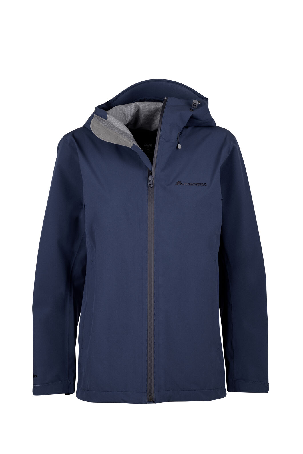 Macpac Dispatch Rain Jacket - Women's, Black Iris, hi-res