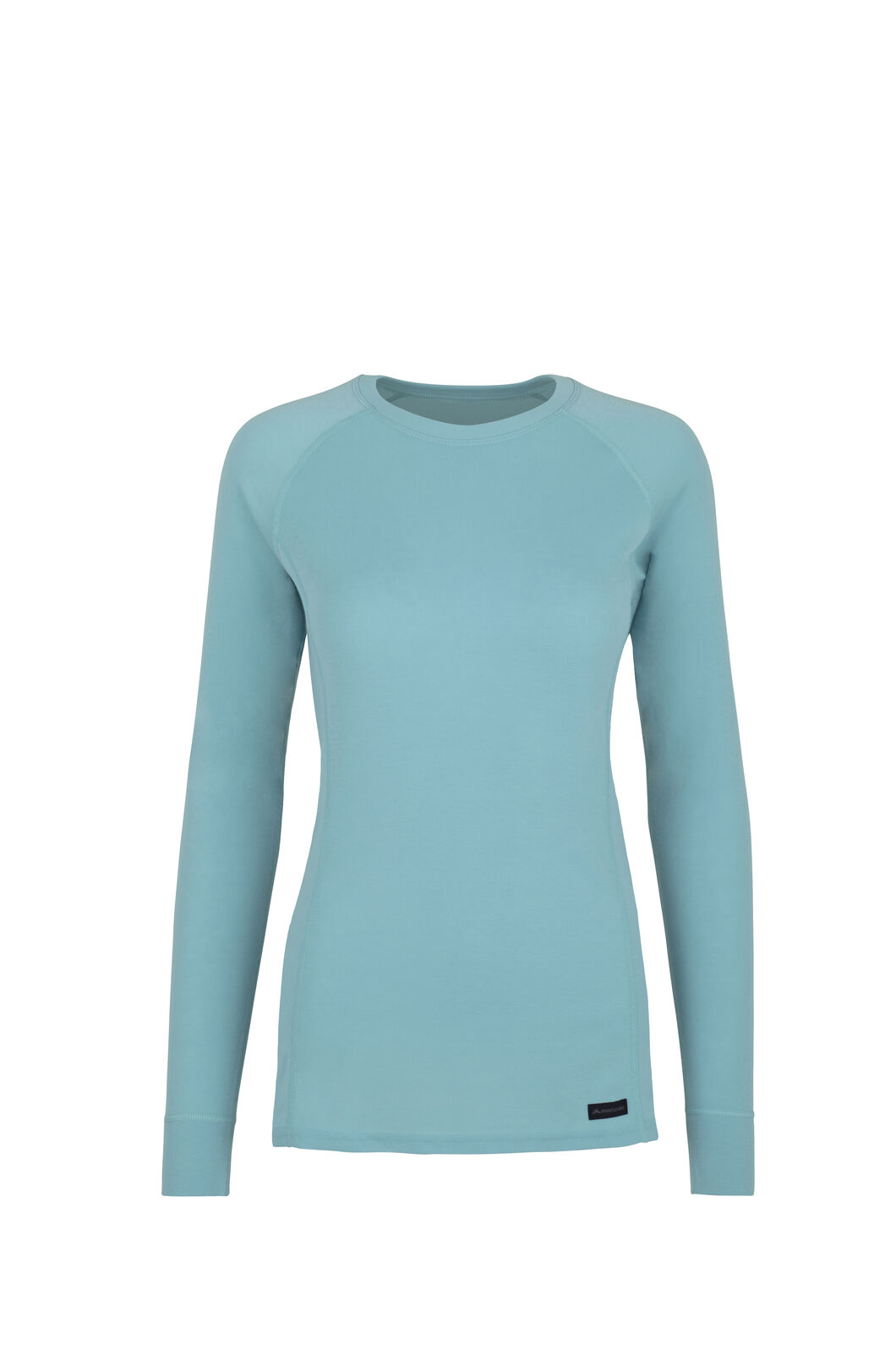 Macpac Geothermal Long Sleeve Top - Women's, Etheral Blue, hi-res