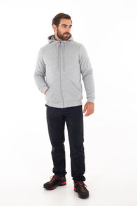 Macpac Sherpa Hoody - Men's, Black, hi-res
