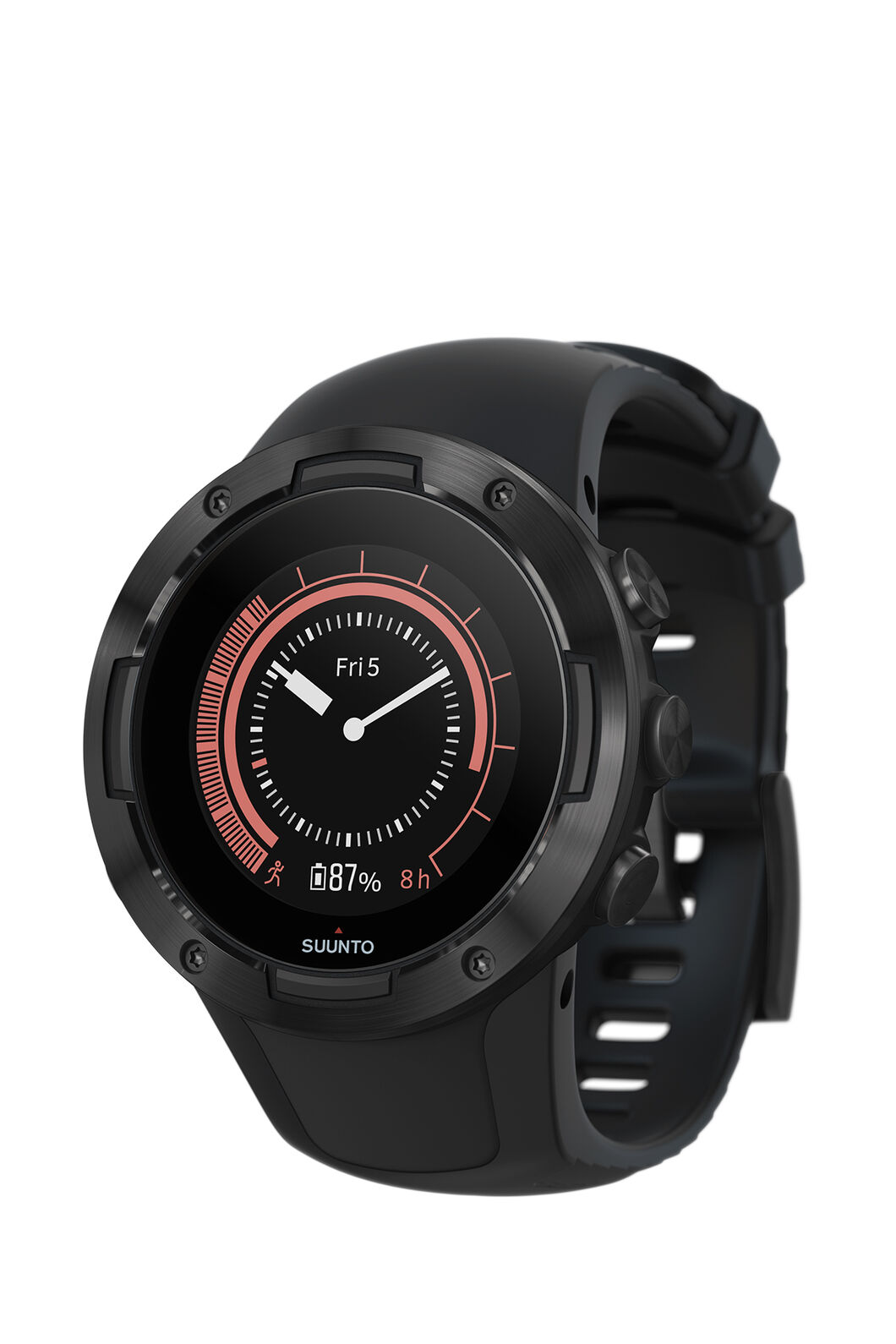 Suunto 5 Sports Watch, All Black, hi-res