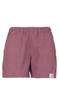 Macpac Winger Shorts — Women's, Wild Ginger, hi-res