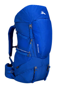 Torlesse 65L Hiking Pack, Nautical Blue, hi-res