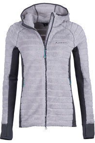 Tempest Hooded Polartec® Fleece Jacket - Women's, Alloy/Asphalt, hi-res