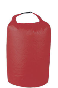 Macpac Ultralight Dry Bag — 20L, Scarlet, hi-res