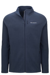 Macpac Tui Polartec® Micro Fleece® Jacket — Men's, Black Iris, hi-res