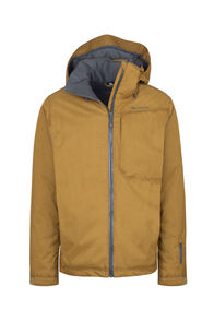 Macpac Powder Ski Jacket — Men's, Bronze Brown, hi-res