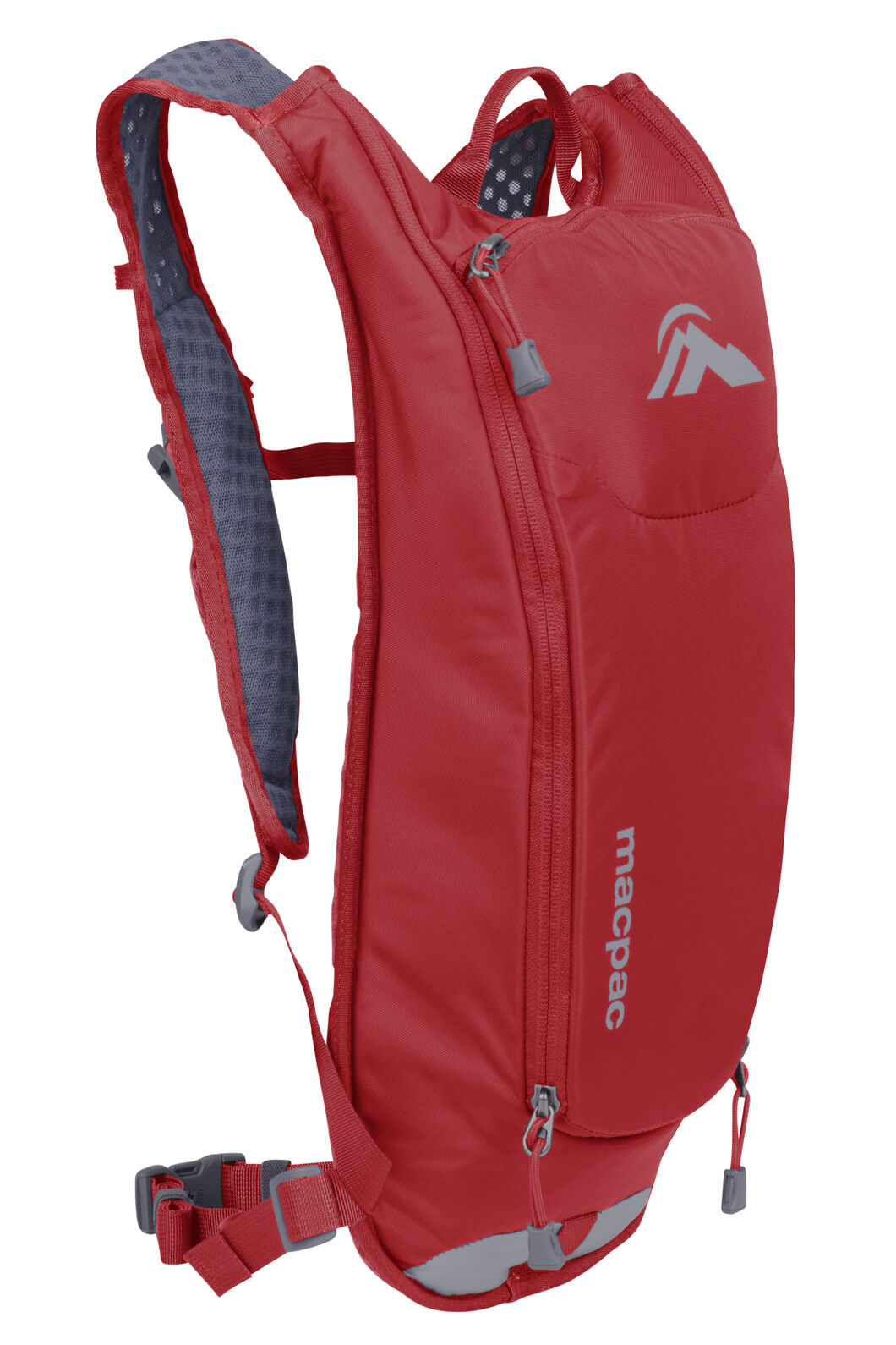 Macpac Amp H2O 2L Hydration Pack, Molten Lava, hi-res