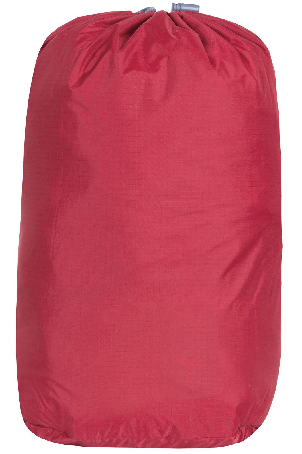 Macpac Stuff Sack XL, Scarlet Sage, hi-res
