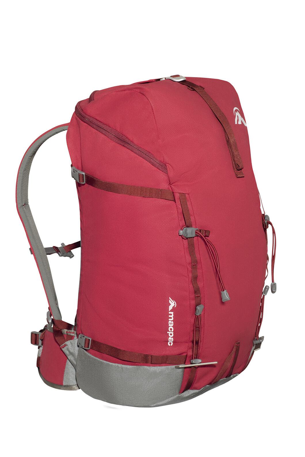 Macpac Pursuit 40L AzTec® Alpine Pack, Rata Red, hi-res