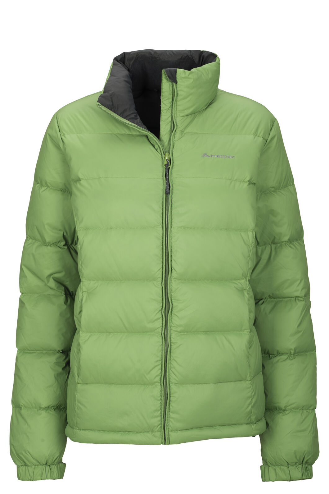 Macpac Halo Down Jacket — Women's, Jade Green, hi-res