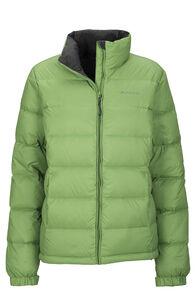 Macpac Halo Down Jacket — Women's, Jade Green, hi-res