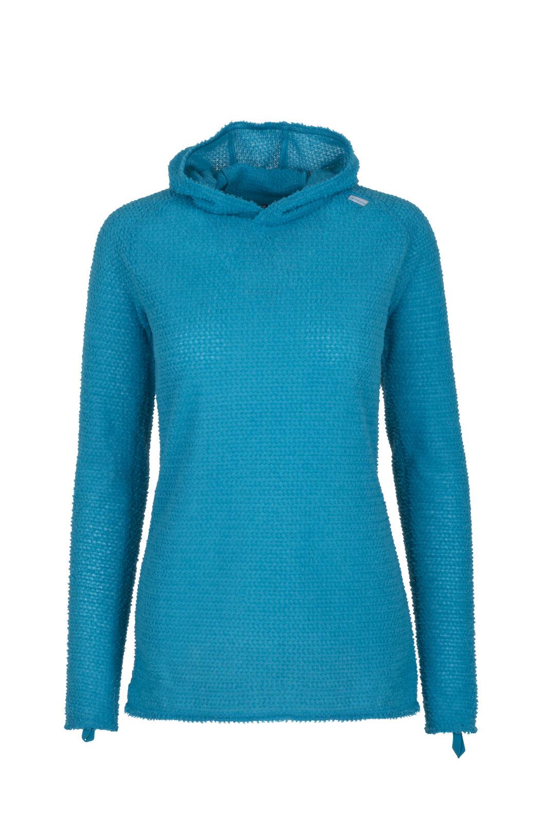 Macpac Nitro Polartec® Alpha® Pullover - Women's, Enamel Blue, hi-res