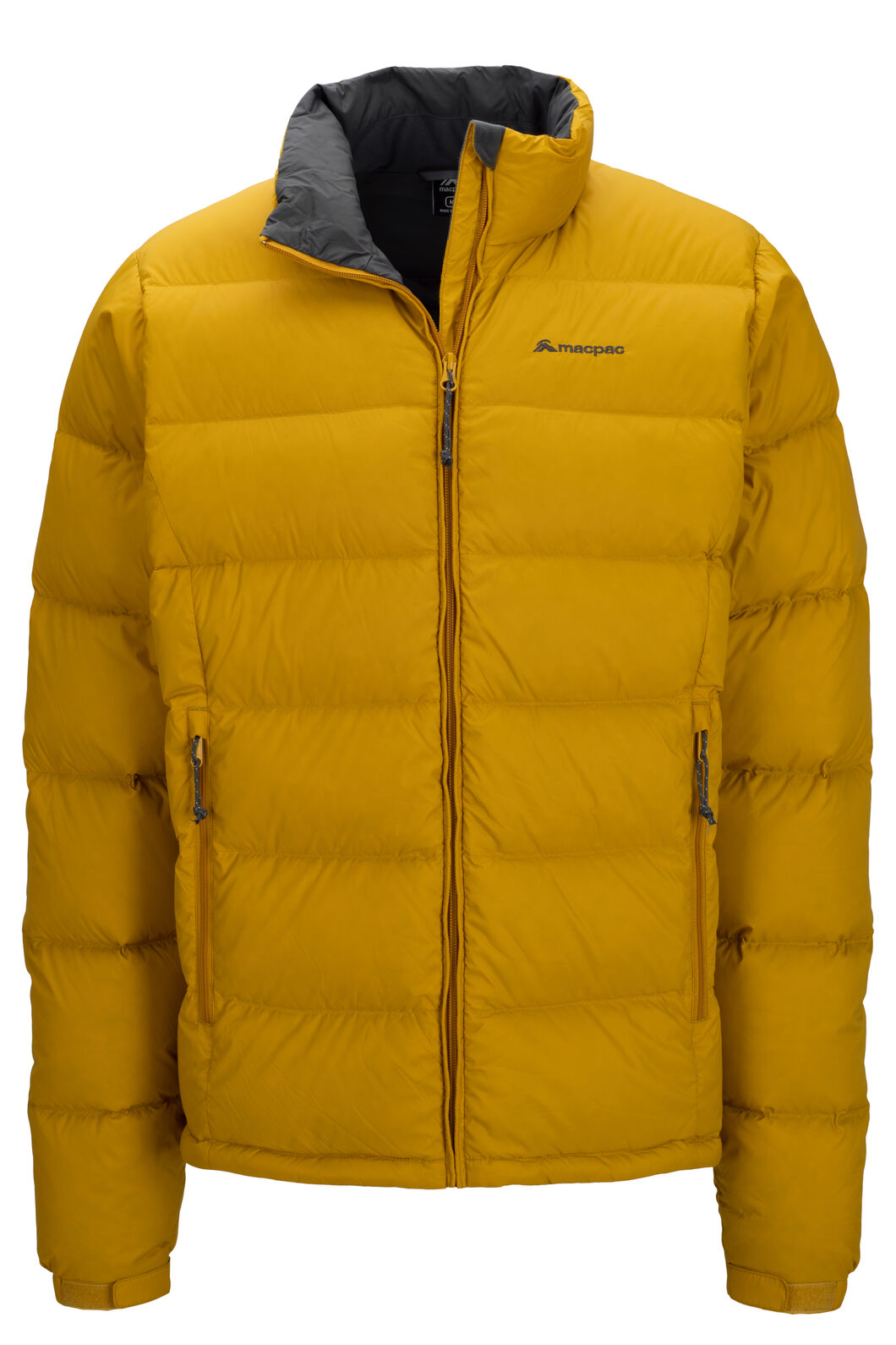 Macpac Men's Halo Down Jacket, Arrowwood, hi-res