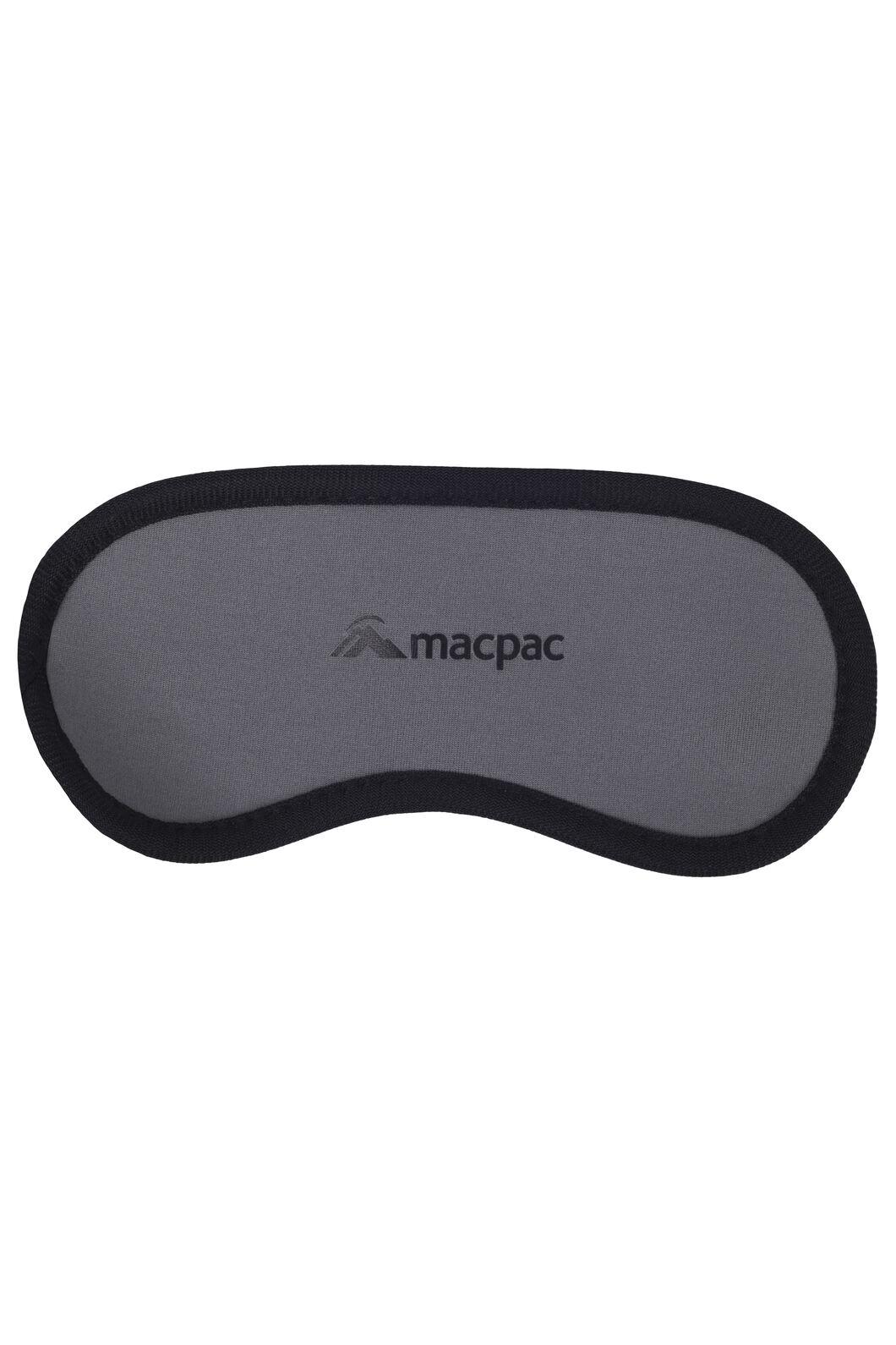 Macpac Neo Eyemask, Charcoal/Black, hi-res