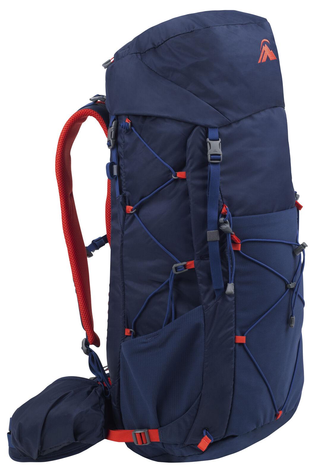 Fiord 1.1 40L Pack, Medieval Blue, hi-res