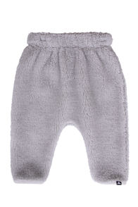 Macpac Acorn Fleece Pants — Baby, High Rise/Nimbus Cloud, hi-res