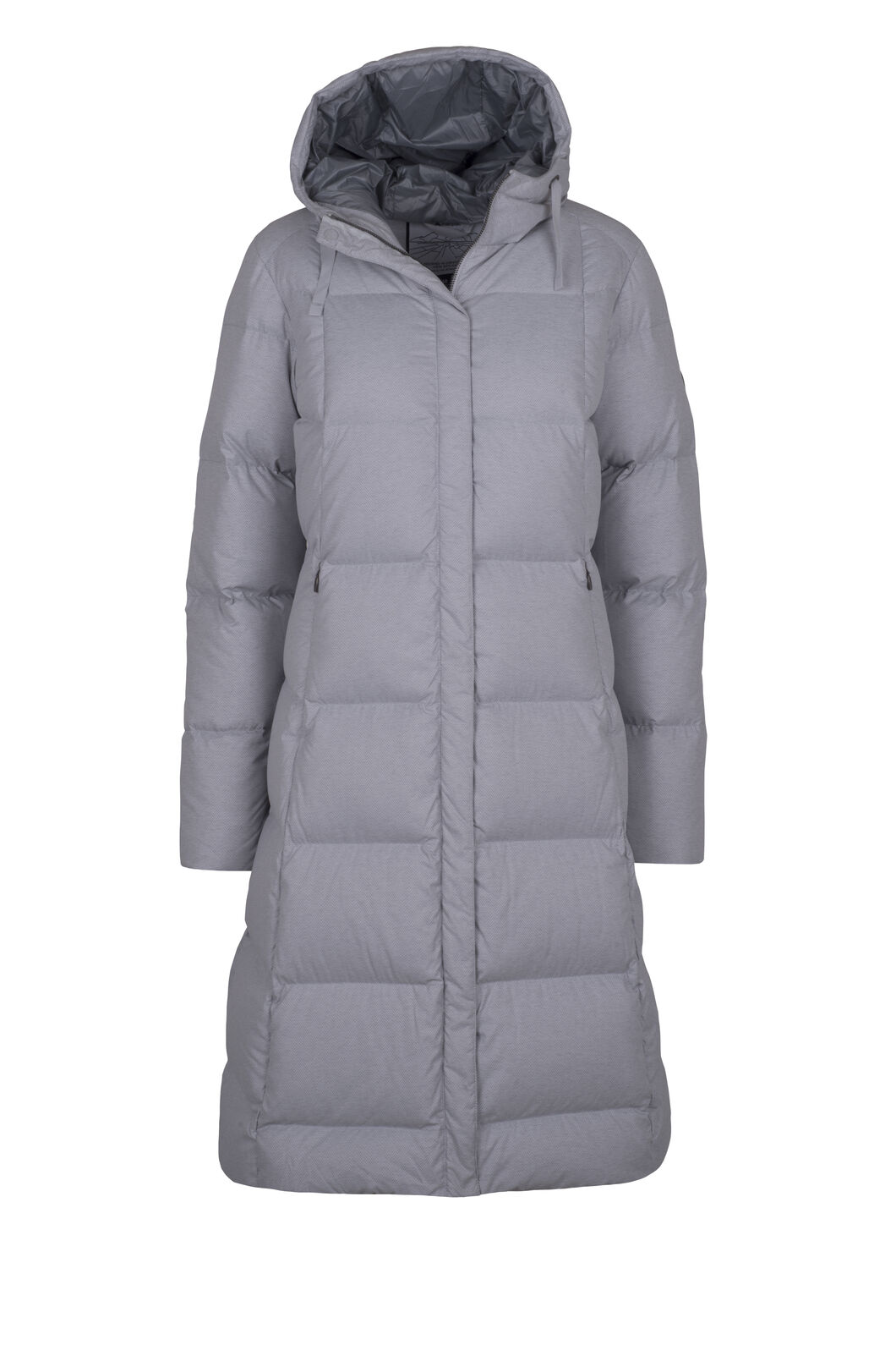 Macpac Parallax Coat - Women's, Snow White, hi-res