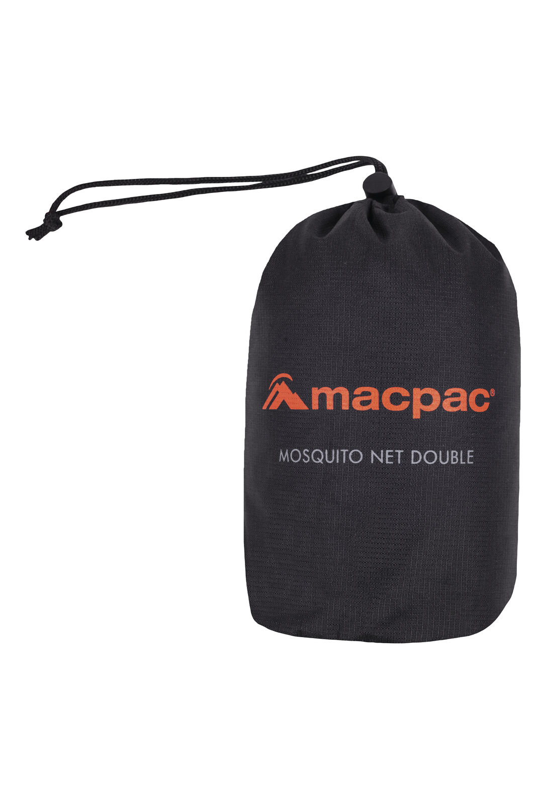 Macpac Mosquito Net Double, Black, hi-res