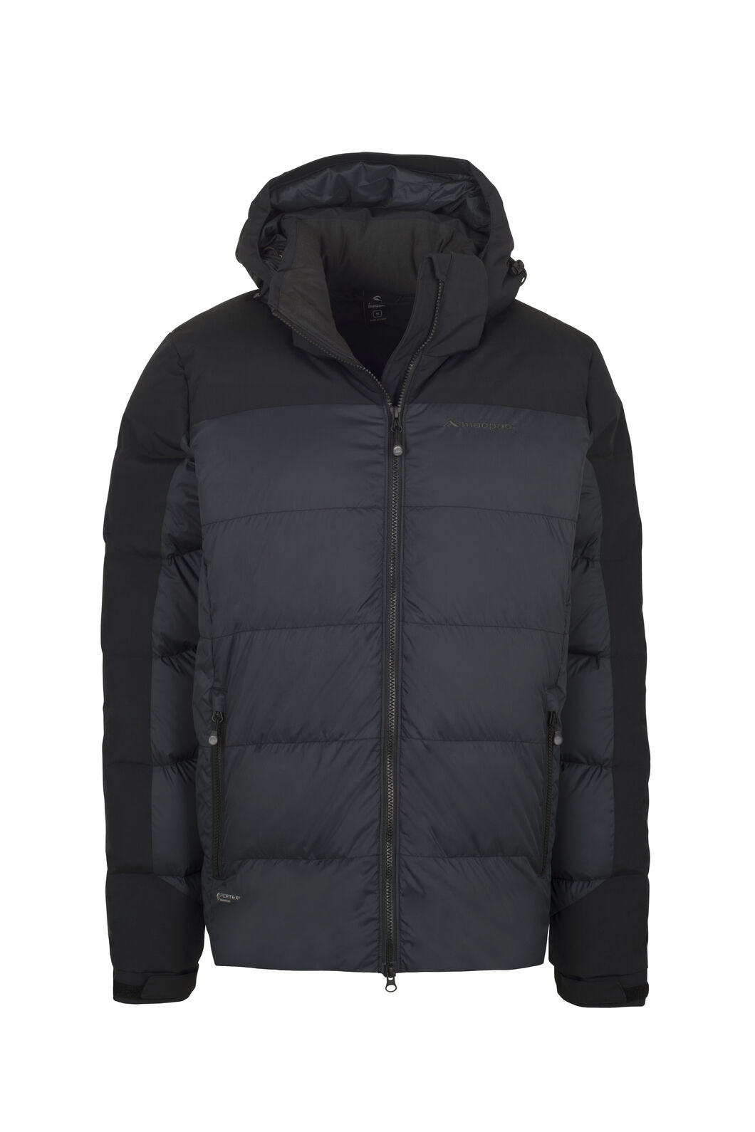 Macpac Ember HyperDRY™ Down Jacket - Men's, Black, hi-res