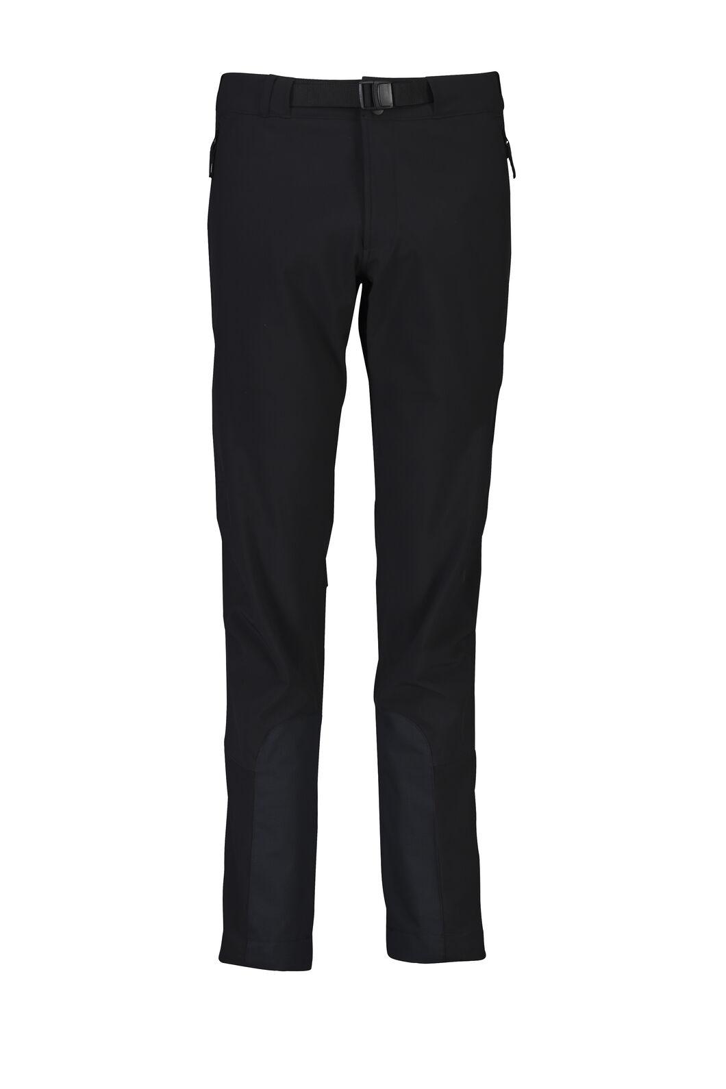 Macpac Fitzroy Alpine Series Softshell Pants - Women's, Black, hi-res