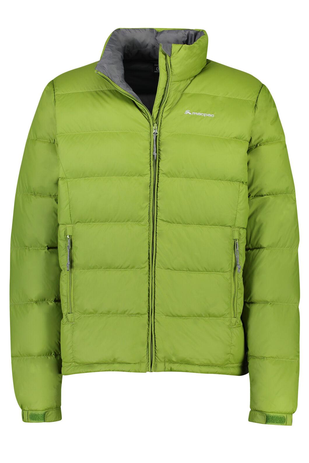 Halo Down Jacket - Men's, Cedar Green, hi-res