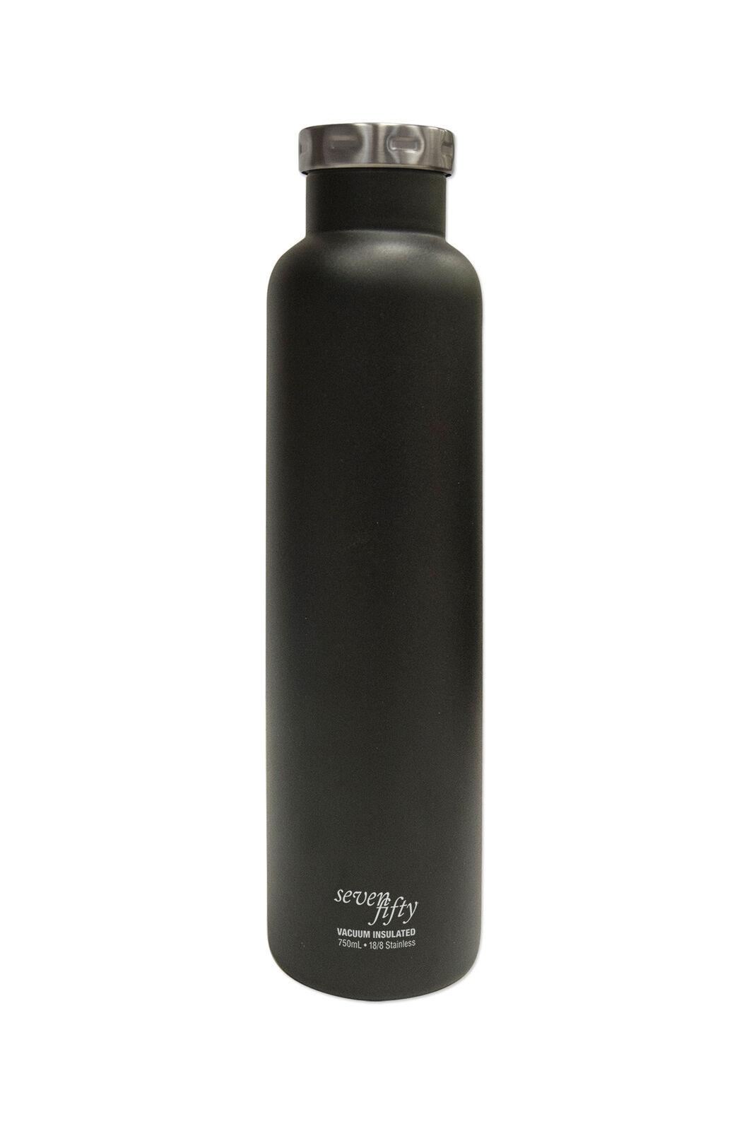 SEVEN/FIFTY 750mL Wine Growler, Black, hi-res