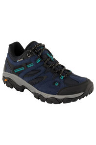 Hi-Tec Women's Ravus Vent Lite Low WP Hiking Shoes, Midnight/Black Navigate, hi-res
