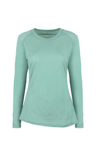 Macpac Meadow Merino Blend Long Sleeve Tee — Women's, Canton, hi-res